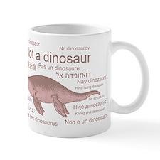 Plesiosaur (not a dinosaur) Mug