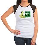 Good To Be A Gangster Women's Cap Sleeve T-Shirt