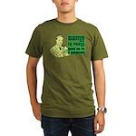 Good To Be A Gangster Organic Men's T-Shirt (dark)