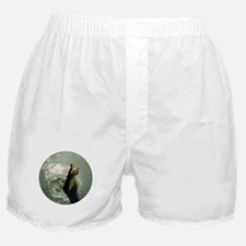 Jumping River Crocodile, NT Boxer Shorts