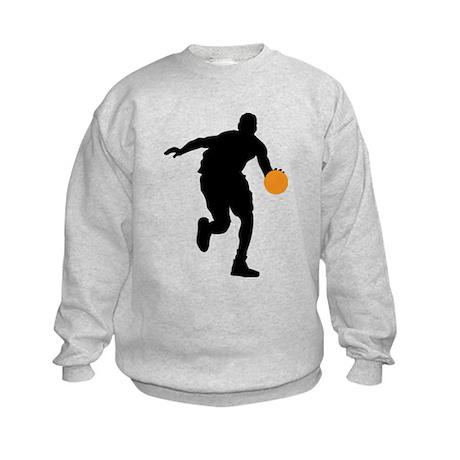 BASKETBALL *74* Kids Sweatshirt