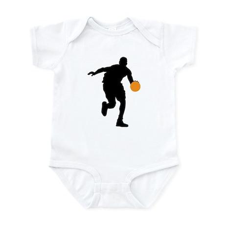 BASKETBALL *74* Infant Bodysuit