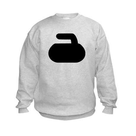 Curling Kids Sweatshirt