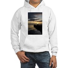 Pier at Sunset Z1 Hoodie