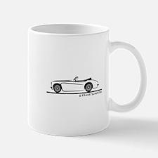 Austin Healey 3000 MK II Mug