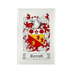 Rycroft Rectangle Magnet (100 pack)