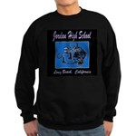 Jordan High School Panthers Sweatshirt (dark)