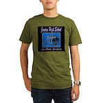 Jordan High School Panthers Organic Men's T-Shirt