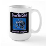 Jordan High School Panthers Large Mug