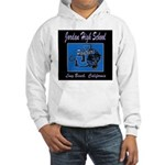 Jordan High School Panthers Hooded Sweatshirt
