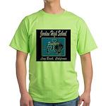 Jordan High School Panthers Green T-Shirt