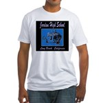 Jordan High School Panthers Fitted T-Shirt