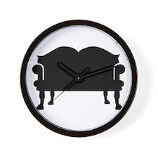 Sofa Wall Clock