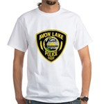 Avon Lake Police White T-Shirt