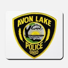 Avon Lake Police Mousepad