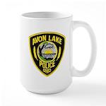 Avon Lake Police Large Mug