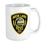 Avon Lake Police Large Mug