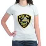 Avon Lake Police Jr. Ringer T-Shirt