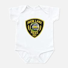Avon Lake Police Infant Bodysuit