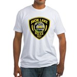 Avon Lake Police Fitted T-Shirt