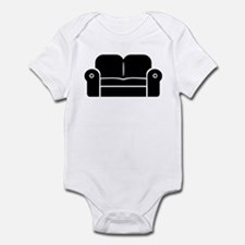 Couch Infant Bodysuit