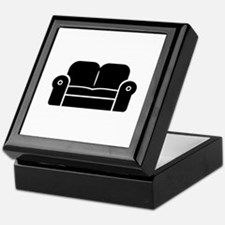 Couch Keepsake Box