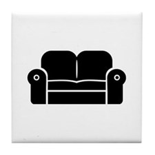 Couch Tile Coaster