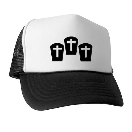 Death Trucker Hat