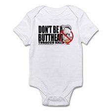 Don't Be A Butthead Stop Smok Infant Bodysuit