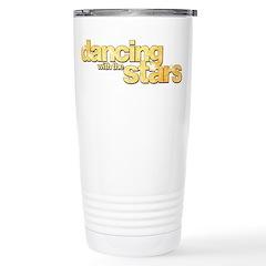 DWTS Logo Stainless Steel Travel Mug