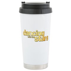 DWTS Logo Travel Mug