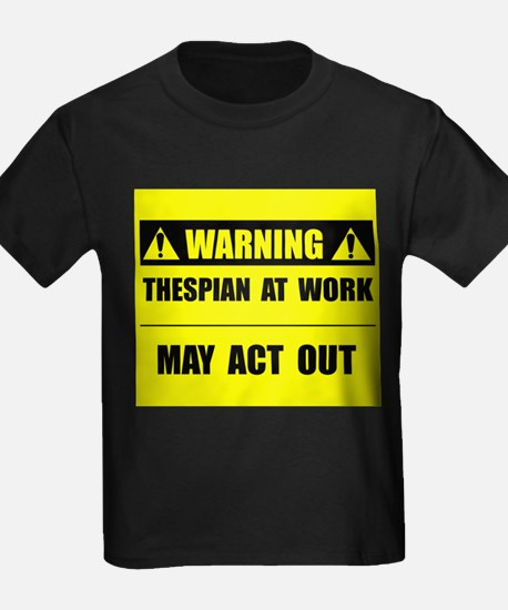 Thespian At Work T