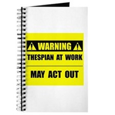 Thespian At Work Journal