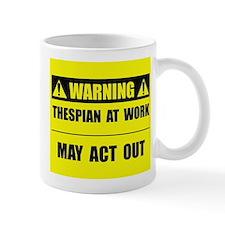 Thespian At Work Mug