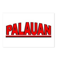 """Palauan"" Postcards (Package of 8)"