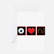 New Section Greeting Cards (Pk of 10)
