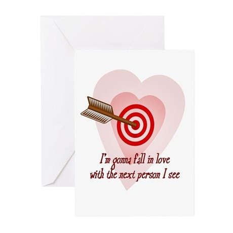 """""""Money"""" Greeting Cards (Pk of 10)"""