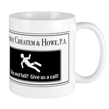 Dewey Cheatem & Howe Mug