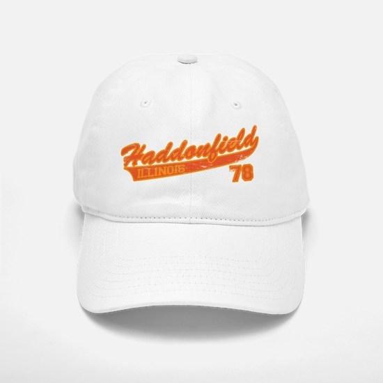 Haddonfield 2 Baseball Baseball Cap