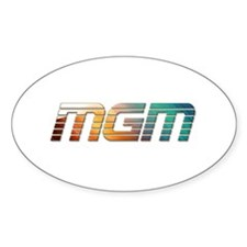 MGM Decal