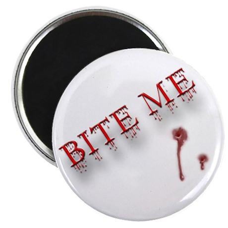 "Bite Me 2.25"" Magnet (100 pack)"