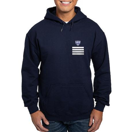 USCG Auxiliary DCOS Hooded Sweatshirt 2