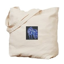 Cool Thoroughbred rescue Tote Bag