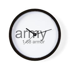 ARMY Wall Clock