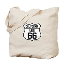 Cute Route 66 san bernardino Tote Bag