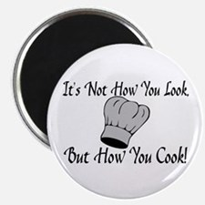 "How You Cook 2.25"" Magnet (100 pack)"