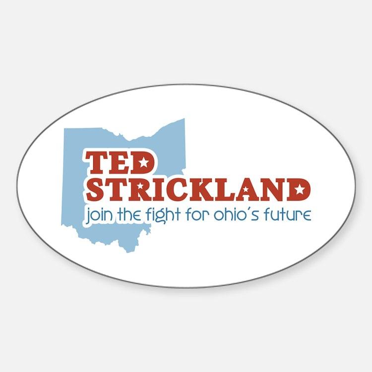 Strickland Ohio's Future Decal
