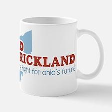 Strickland Ohio's Future Small Small Mug