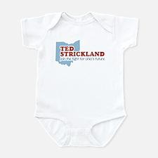 Strickland Ohio's Future Infant Bodysuit