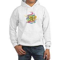 F Up Cancer Hoodie